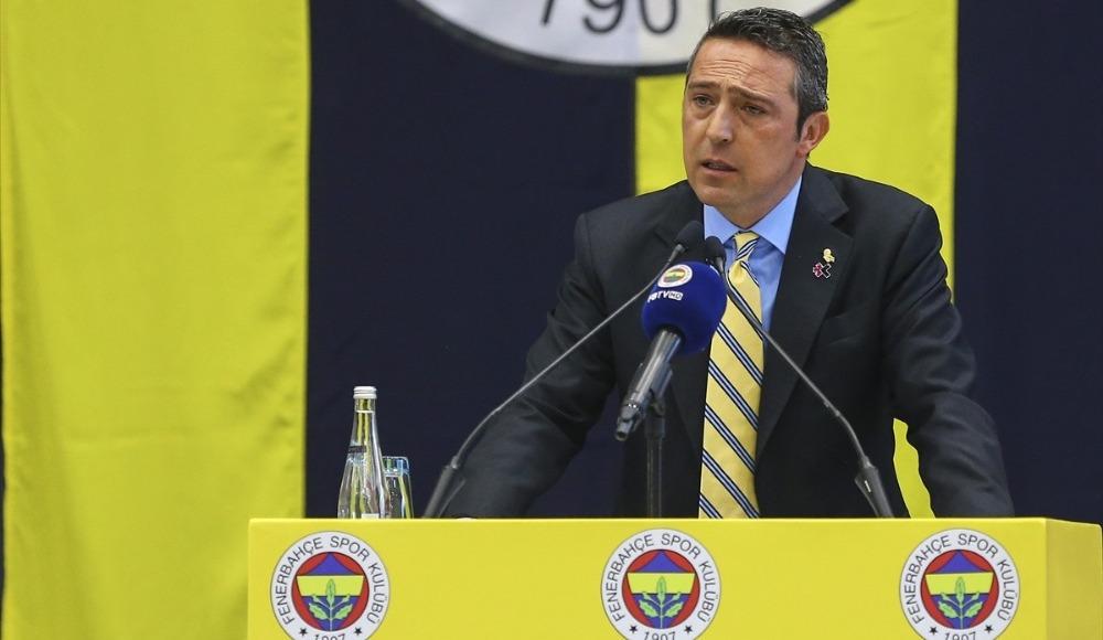 Fenerbahçe'nin sloganı: Adalet