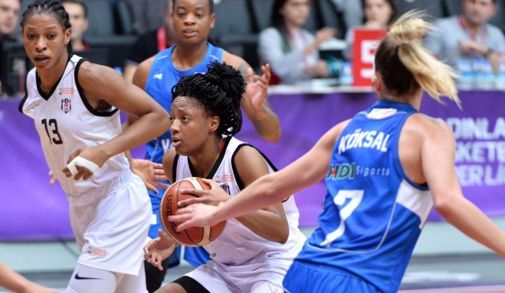 Hatay Büyükşehir Belediyespor'u 78-70 yendi