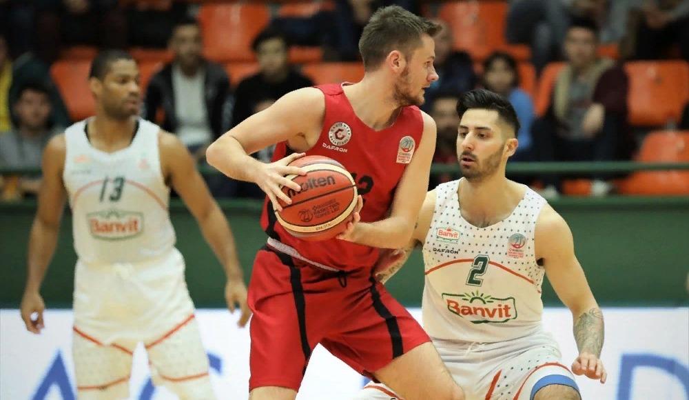 Gaziantep Basketbol, deplasmanda kazandı