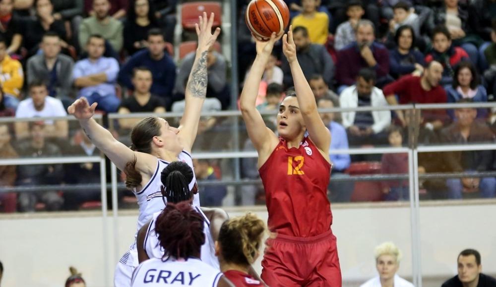 Çukurova Basketbol, sahasında Galatasaray'ı 87-58 yendi