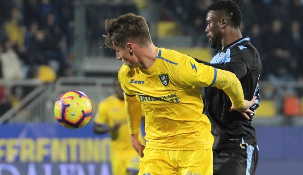 Lazio, mağlubiyet serisine son verdi! 0-1
