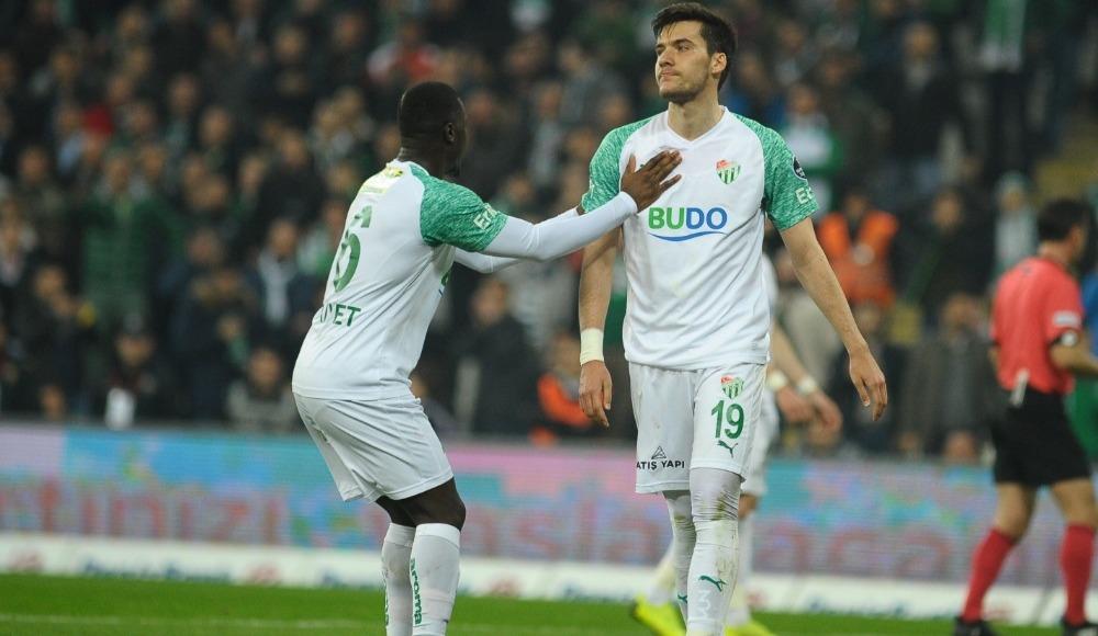 Bursaspor'un penaltı şanssızlığı! Bu sezon...