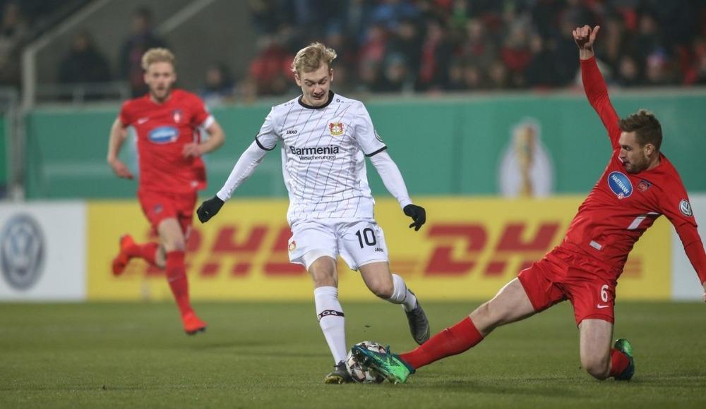 Almanya Kupası'nda Heidenheim çeyrek finalde!