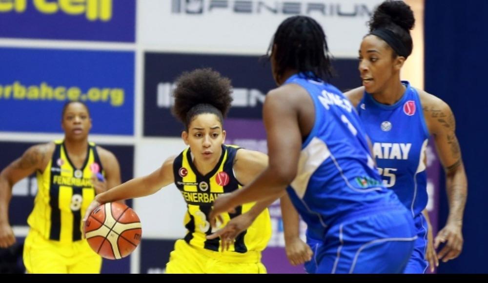 Kadınlar FIBA Avrupa Ligi'nde Türkler karşı karşıya