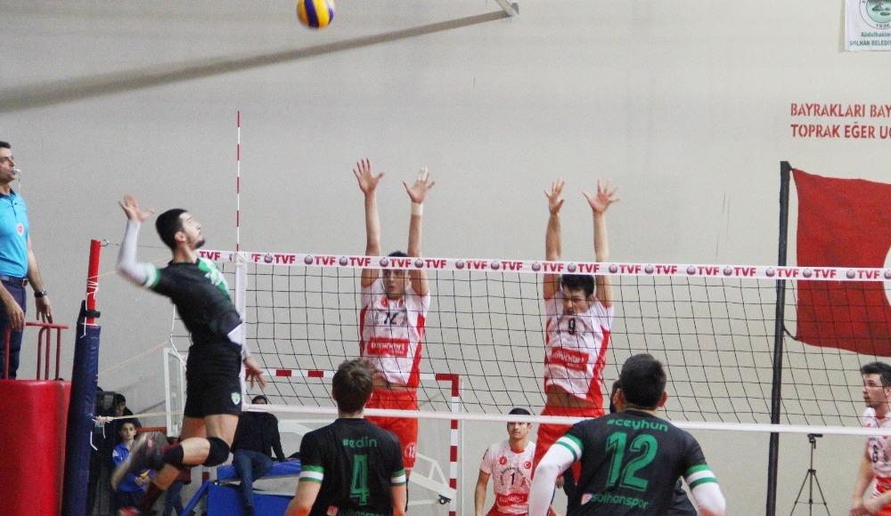 Solhanspor, Ziraat Bankası'nı 3-2 mağlup etti