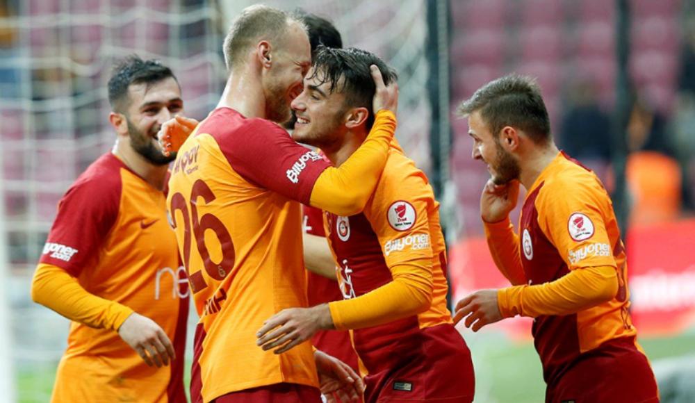 Galatasaray-Hatayspor maçını kaç seyirci izledi?