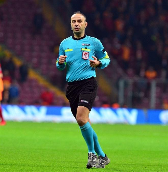 Kayserispor-Fenerbahçe maçının VAR'ı Barış Şimşek