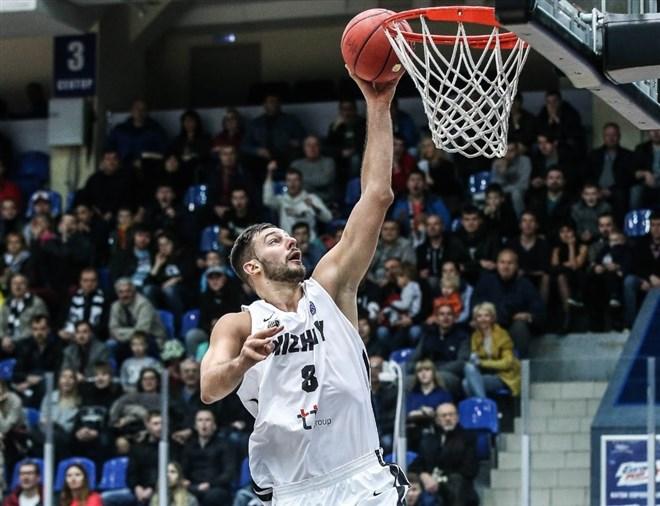 Gaziantep Basketbol, Jelovac ile sözleşme uzattı