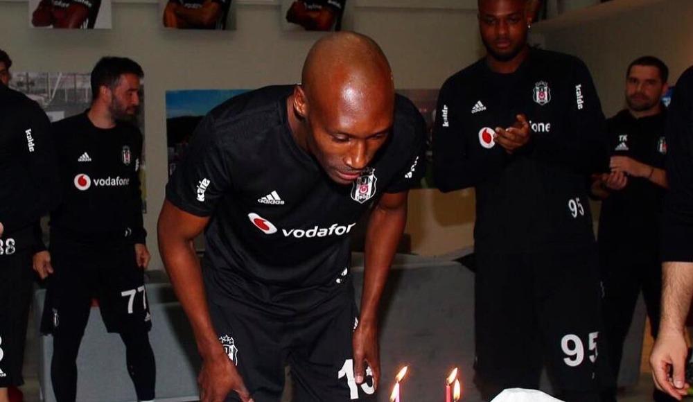 Atiba'nın doğum günü kutlandı