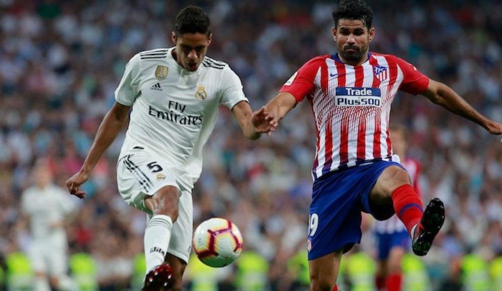 Atletico Madrid - Real Madrid (Canlı Skor)
