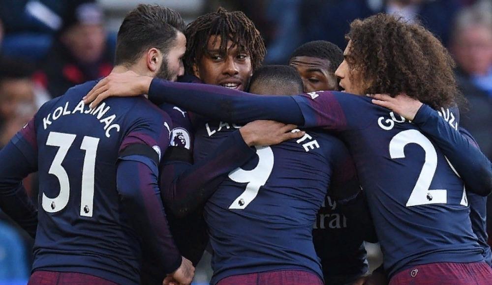 Özet - Arsenal deplasmanda kazandı!