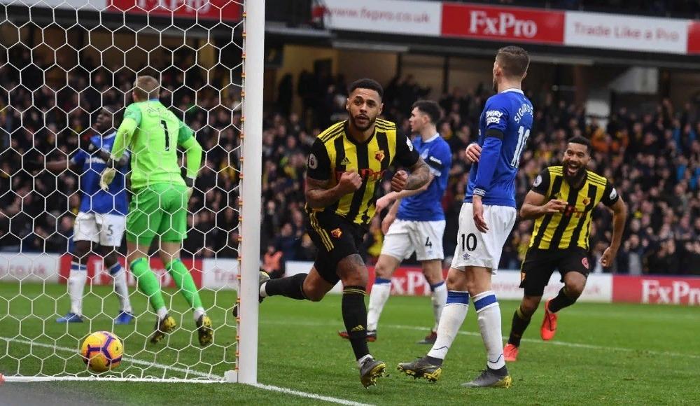 Özet - Watford, sahasında Everton'ı tek golle geçti!
