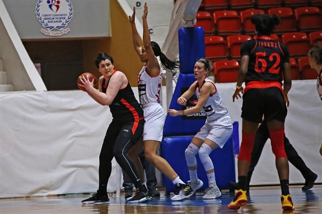 Bellona Kayseri Basketbol, Gündoğdu Adana Basketbol'u 83-77 yendi