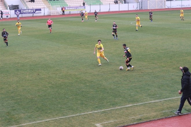 Adıyaman 1954 Spor, Kızılcabölükspor ile yenişemedi