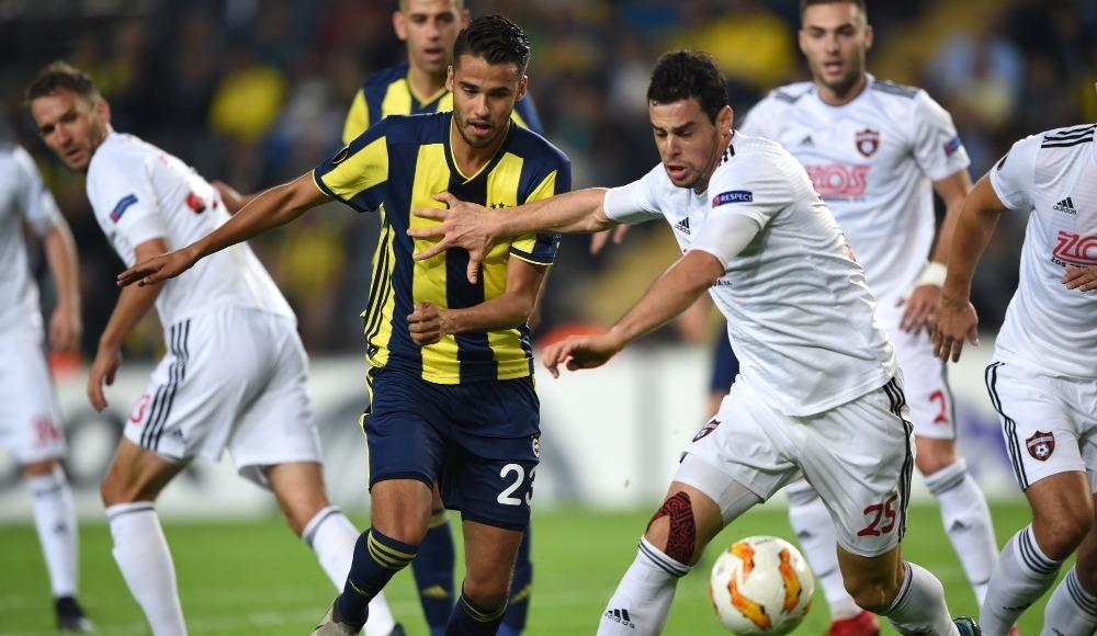"""Diego Reyes: """"Az kalsın Fenerbahçe'ye dönüyordum!"""""""