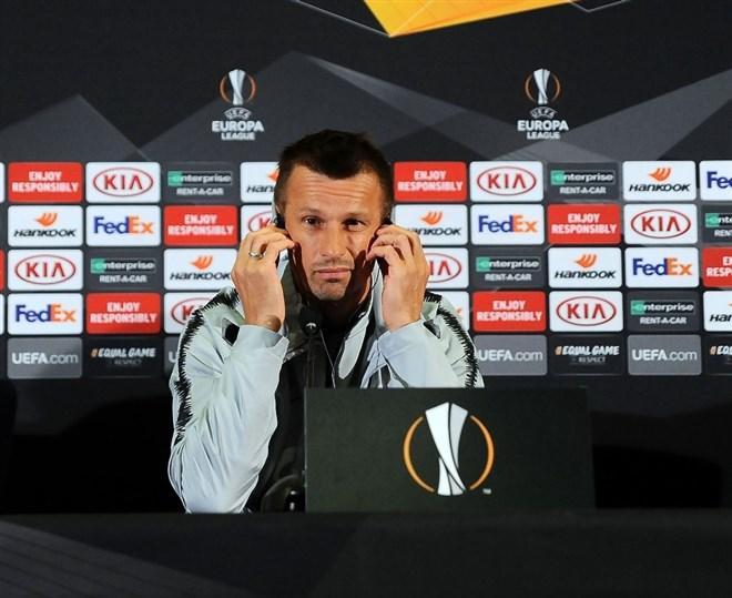 Sergei Semak: 'Mücadele etme yeteneğine sahibiz'