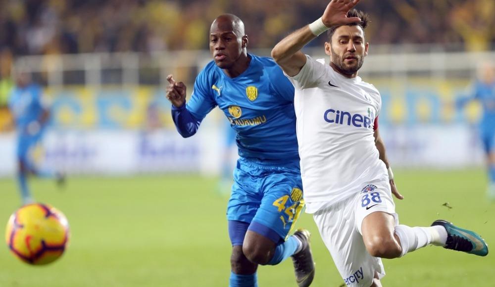 MKE Ankaragücü 6 maç sonra golle tanıştı