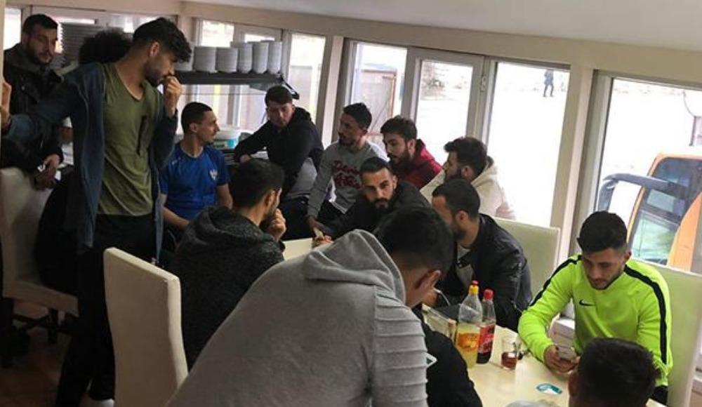 Eyüpspor forması giyen futbolculardan boykot!