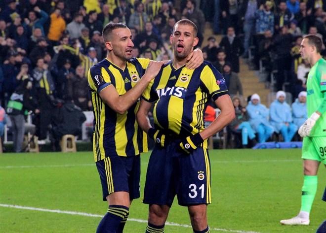 Slimani'nin Zenit maçı performansı