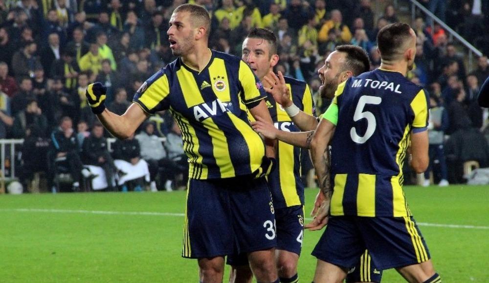 Slimani'den 67 gün sonra gol