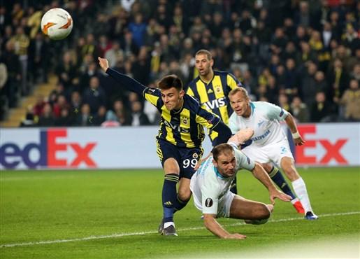 Zenit-Fenerbahçe maçına soruşturma!
