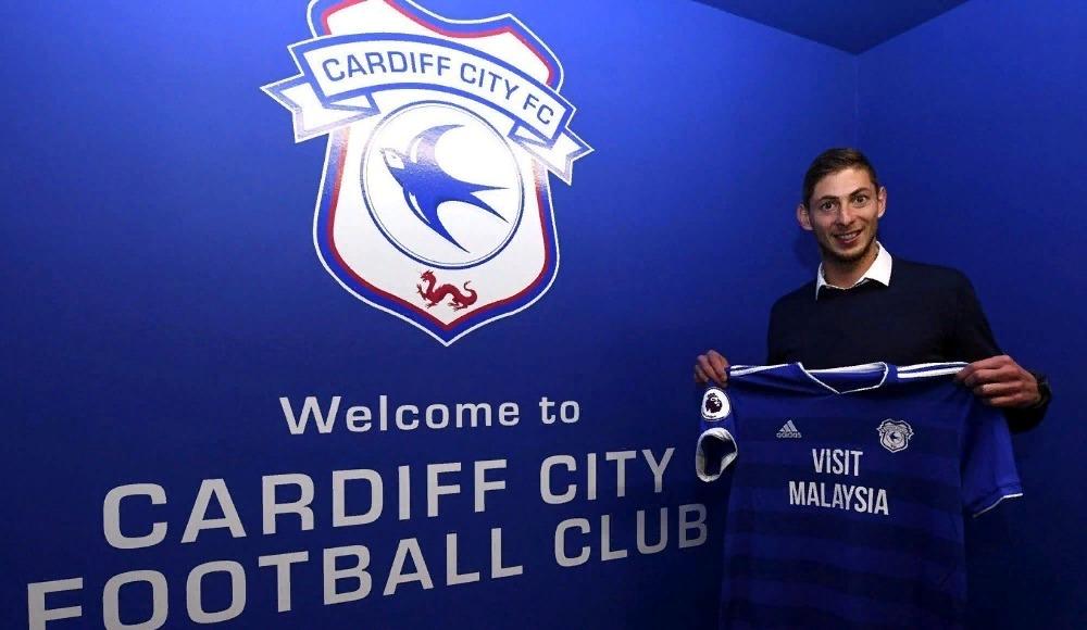 Cardiff City, Sala'nın ilk taksitini ödüyor