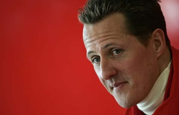 Formula 1' e Schumacher süprizi