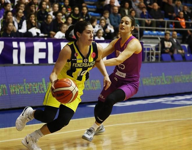 Fenerbahçe, Letonya ekibi TTT Riga ekibine 62-61 mağlup oldu