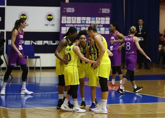 Basketbol FIBA Kadınlar Avrupa Ligi'nde Türk takımı kalmadı.