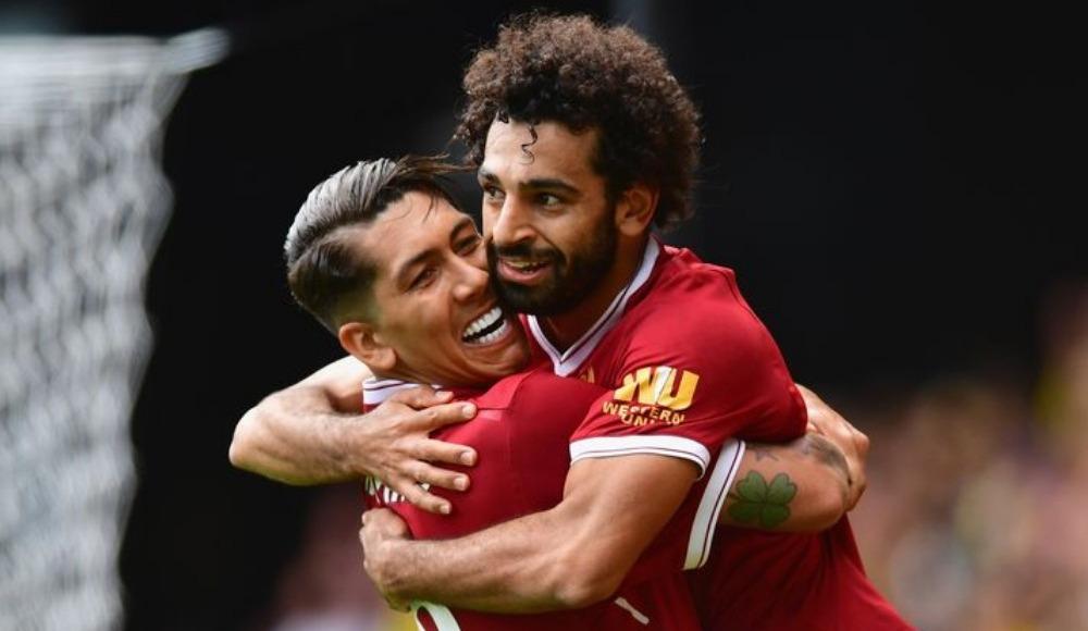 Video - Firmino'nun asisti Premier Lig'de gündem oldu