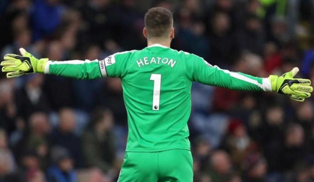 Video - Premier Lig'de haftanın kurtarışı Tom Heaton'dan!