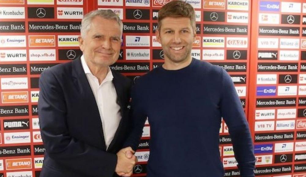 Stuttgart'ta yeni sportif direktör açıklandı!