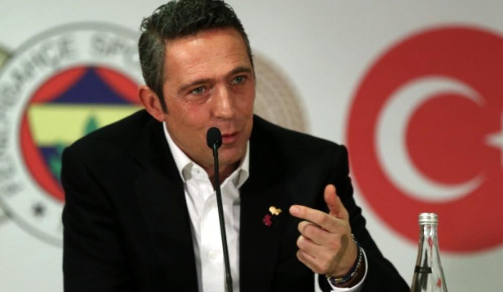 """Ali Koç: """"MHK Başkanlığı için adı geçen bir isim var ki..."""""""