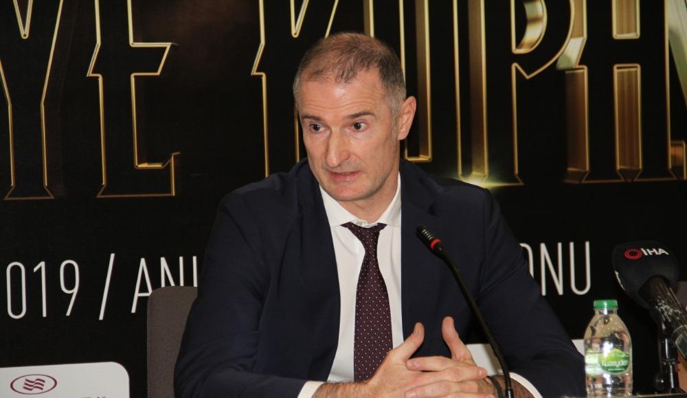 """Nenad Markovic: """"Jekiri'nin faul sınırında olması bizi çok etkiledi"""""""