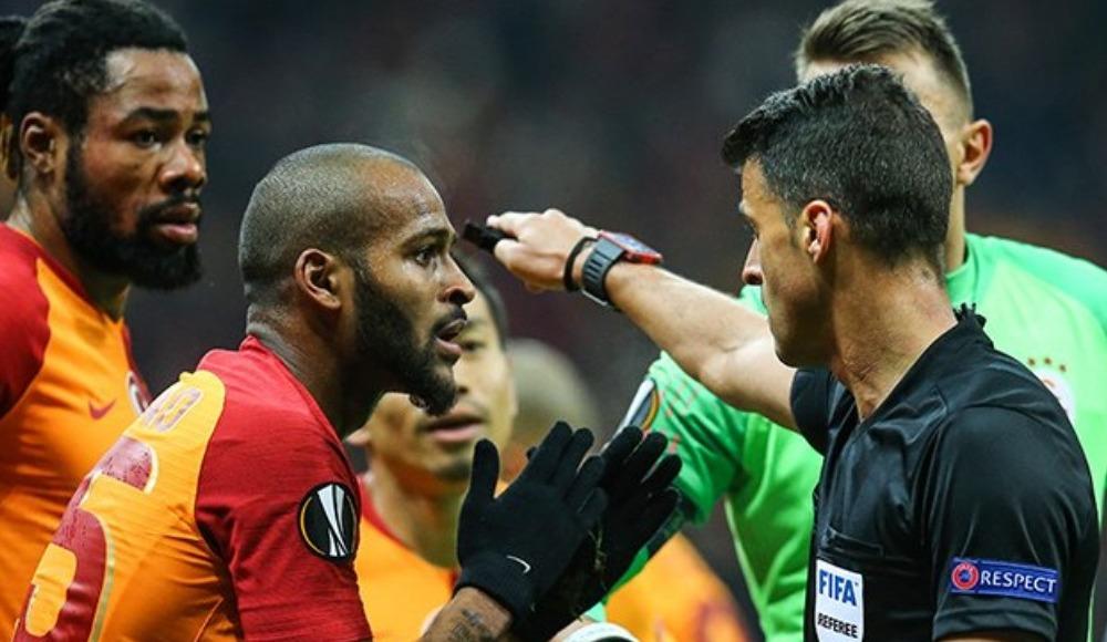 Galatasaray'da Marcao tehlikesi!