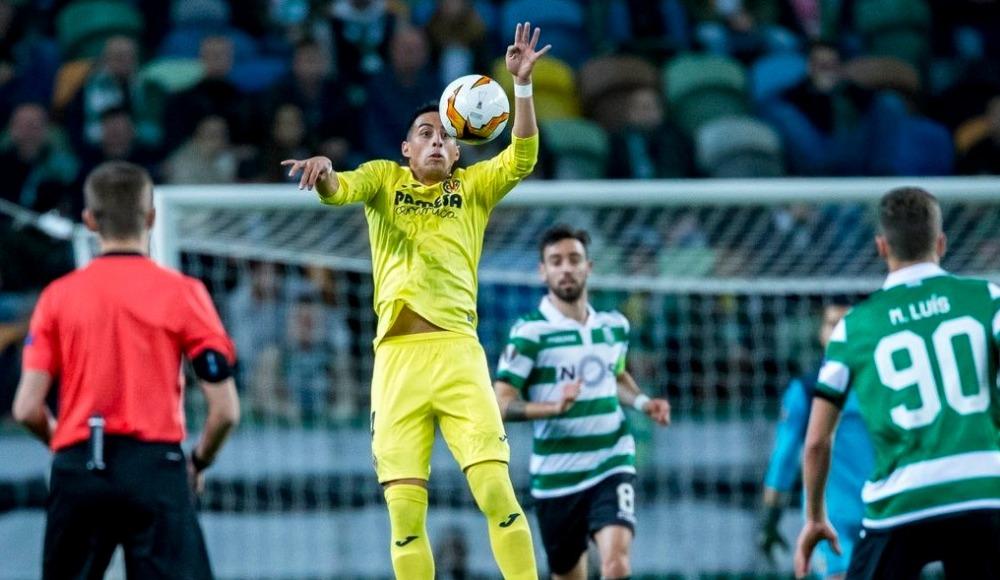 Villarreal, Portekiz'den avantajlı döndü!