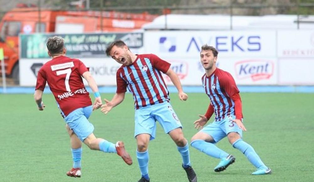 1461 Trabzon, sahasında konuk ettiği Muğlaspor'u 2-0 mağlup etti