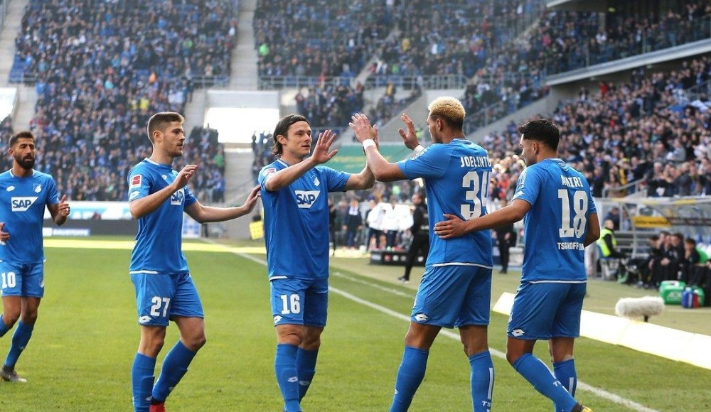 Özet - Kerem Demirbay gol attı, Hoffenheim rahat kazandı