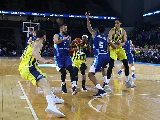 Fenerbahçe Beko finale yükseldi!