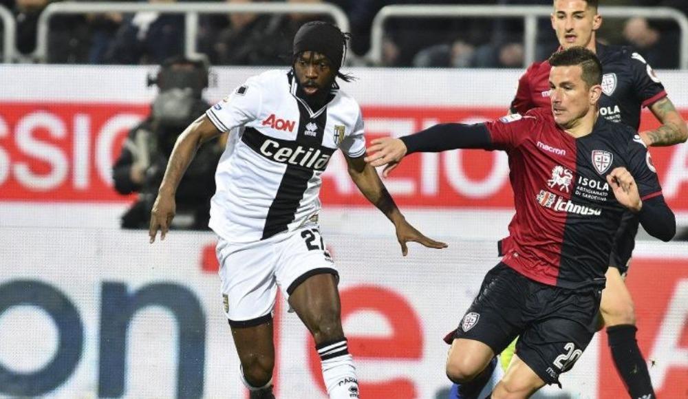 Kucka'nın golü Parma'ya yetmedi