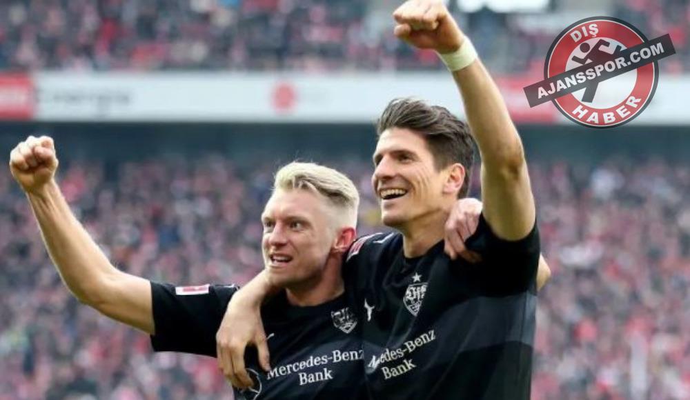Gomez ve Beck'ten Stuttgart açıklaması!