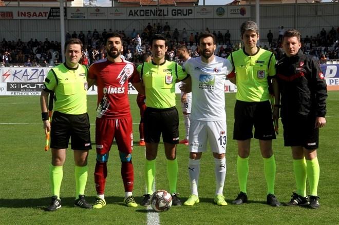 Fethiyespor, sahasında konuk ettiği Tokatspor ile 0-0 berabere kaldı