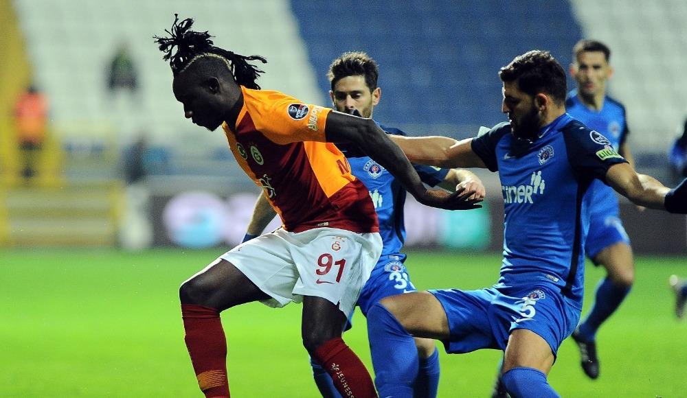 """Diagne: """"Antalya maçıyla gollerime başlıyorum"""""""