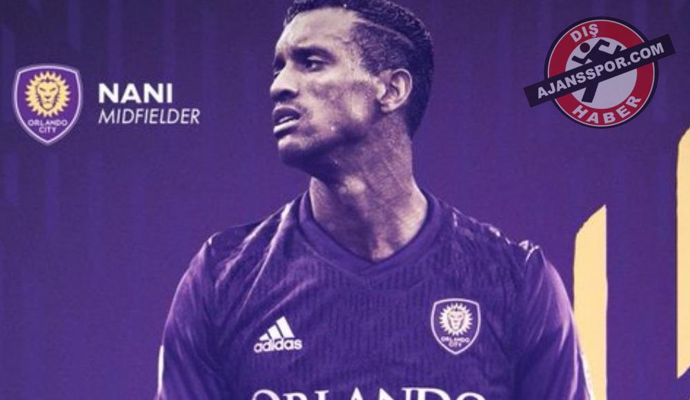 Orlando City, Luis Nani'yi transfer etti