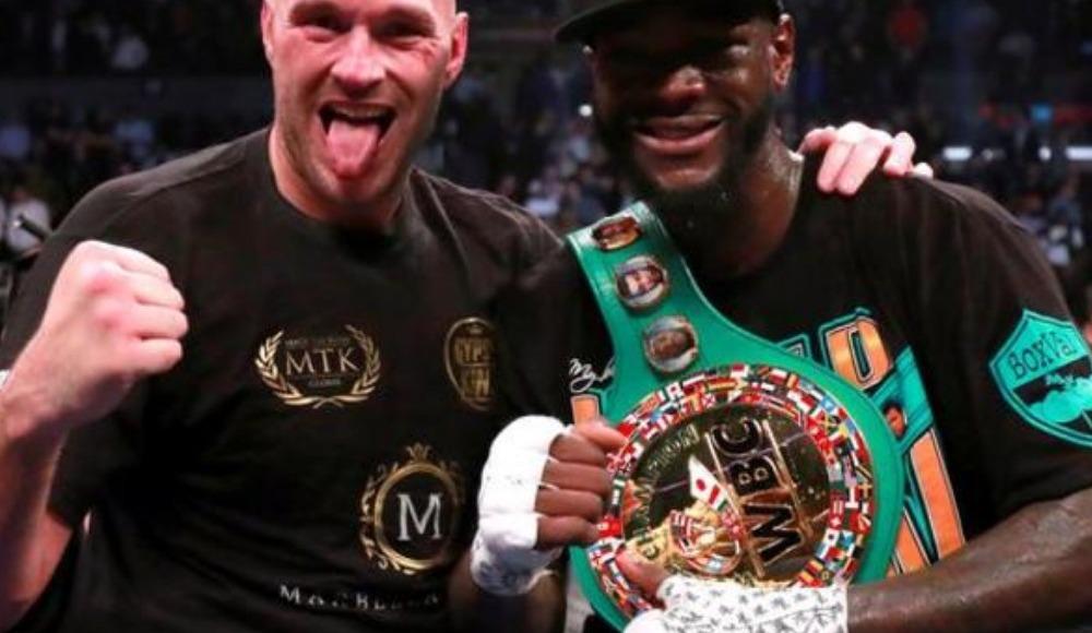 Tyson Fury'den dev anlaşma! 80 milyon sterlin...