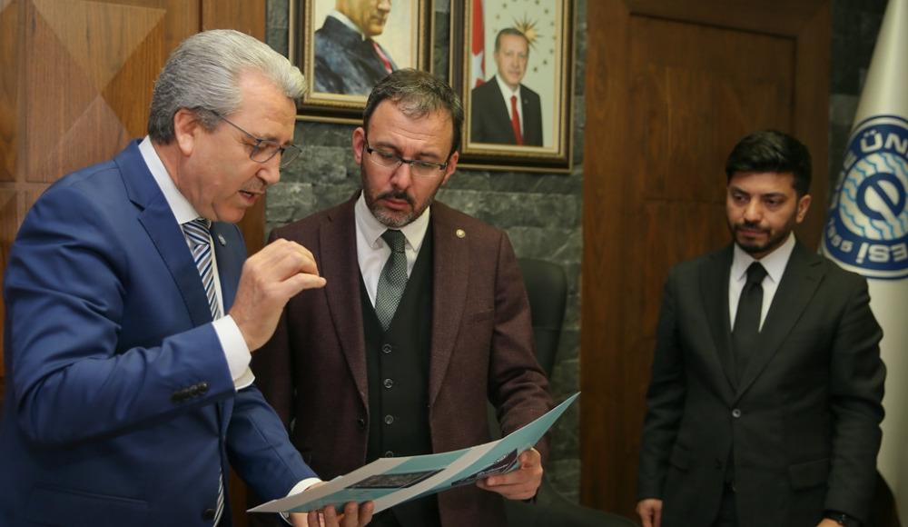 """Muharrem Kasapoğlu """"Spor alışkanlığını yaymak zorundayız"""""""