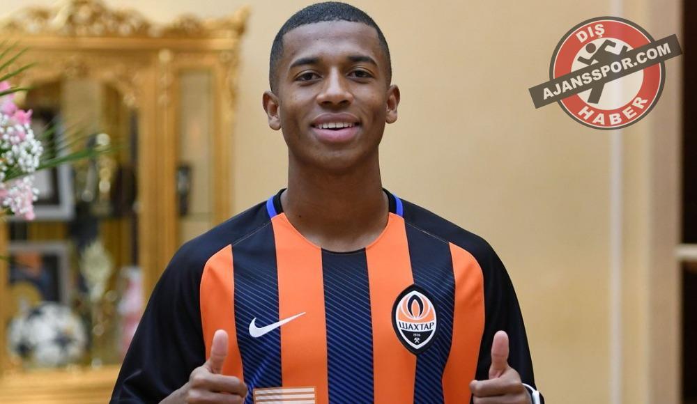 Shaktar Donetsk, Marcos Antonio'yu transfer etti