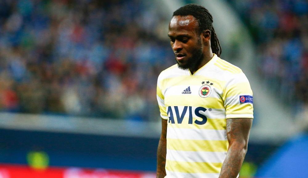 """Moses: """"Başımızı öne eğmektense kalan maçlara odaklanmak gerekiyor"""""""