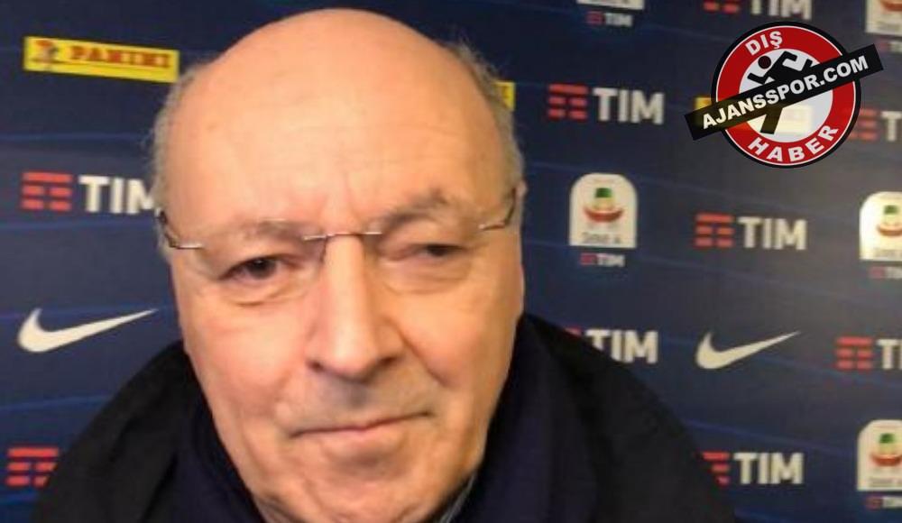 Inter CEO'su Giuseppe Marotta'dan Diego Godin ve Icardi açıklaması!