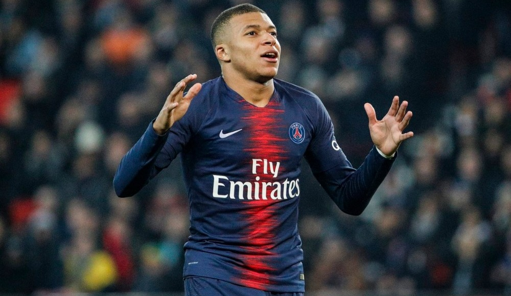 2019'a damga vuran 10 genç futbolcu! Mbappe'yi en çok zorlayan isim...